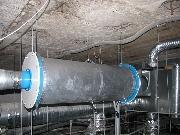 Блок синтеза генератора озона для вентиляции